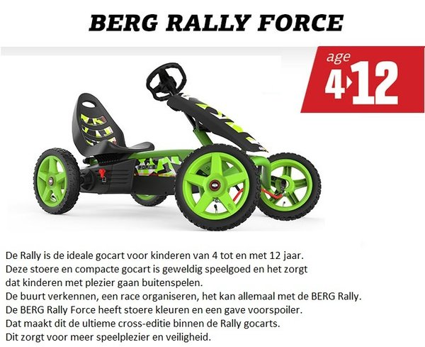 Berg Rally Force