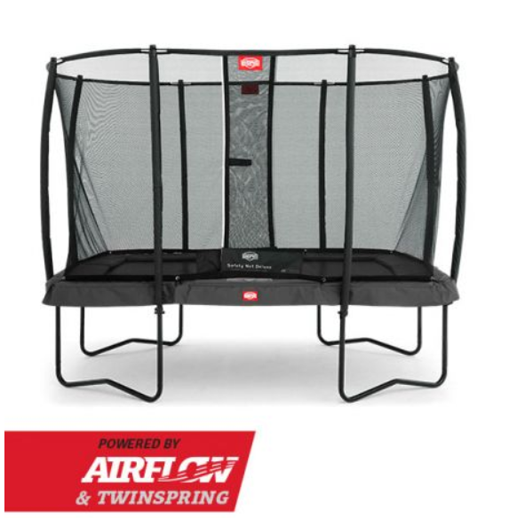 BERG ULTIM (REGULAR) GREY + SAFETY NET DELUXE ULTIM 220 x 330