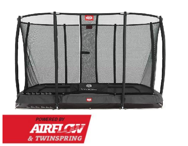 BERG INGROUND ULTIM GREY+ SAFETY NET DELUXE ULTIM 220 x 330